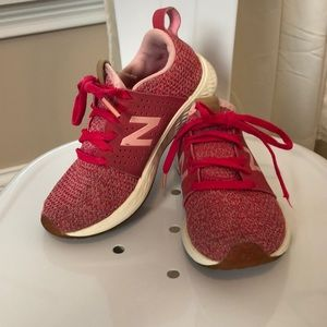 New Balance l Pink Sneakers